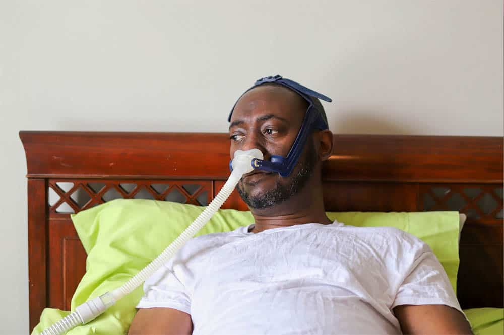I use my CPAP when I nap